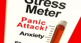 Panični napadi / Panična motnja